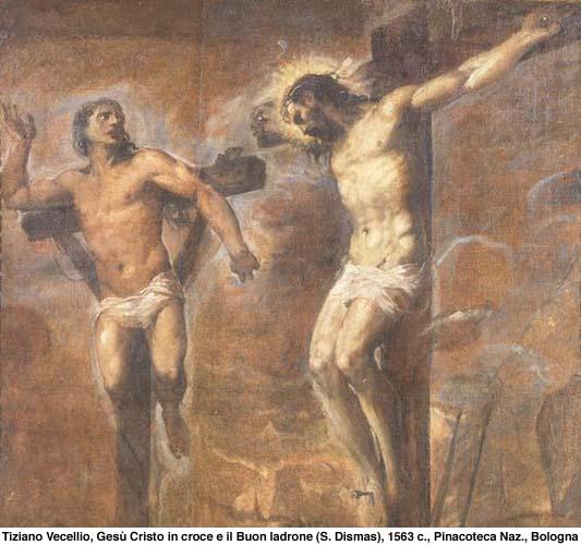 Forbryteren på korset