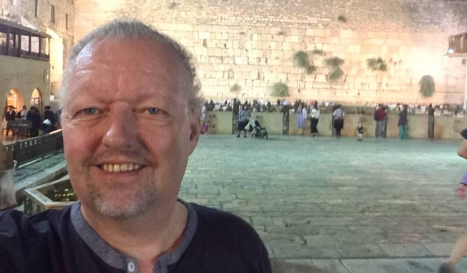 Kreftfri etter tur til Jerusalem