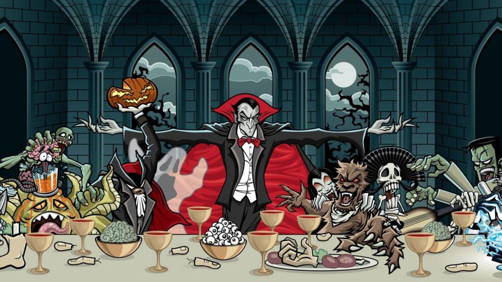 Halloween: Uhyggelig, men ikke helt ukristelig