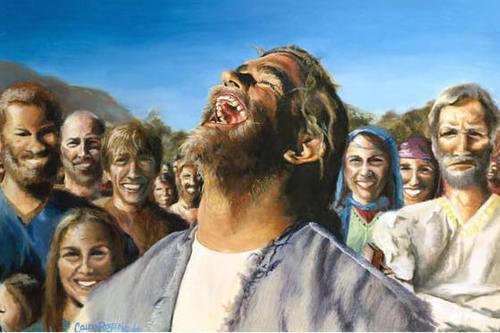 Mente Jesus virkelig alvor?