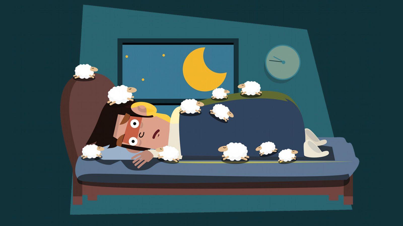 God søndag i søvnløshetens navn